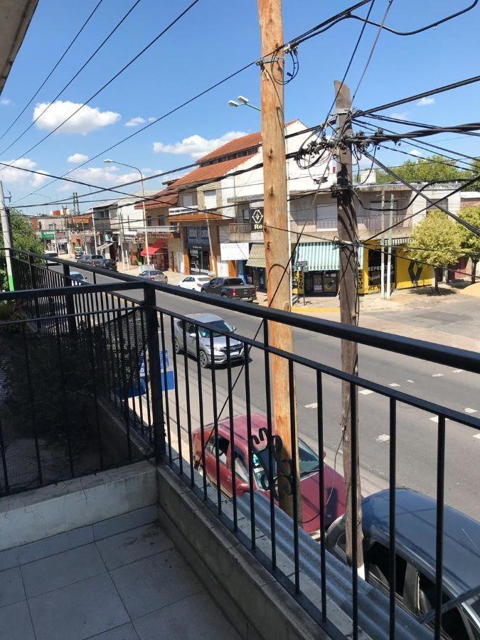 departamento alquiler 2 ambientes balcon a peron josé c. paz