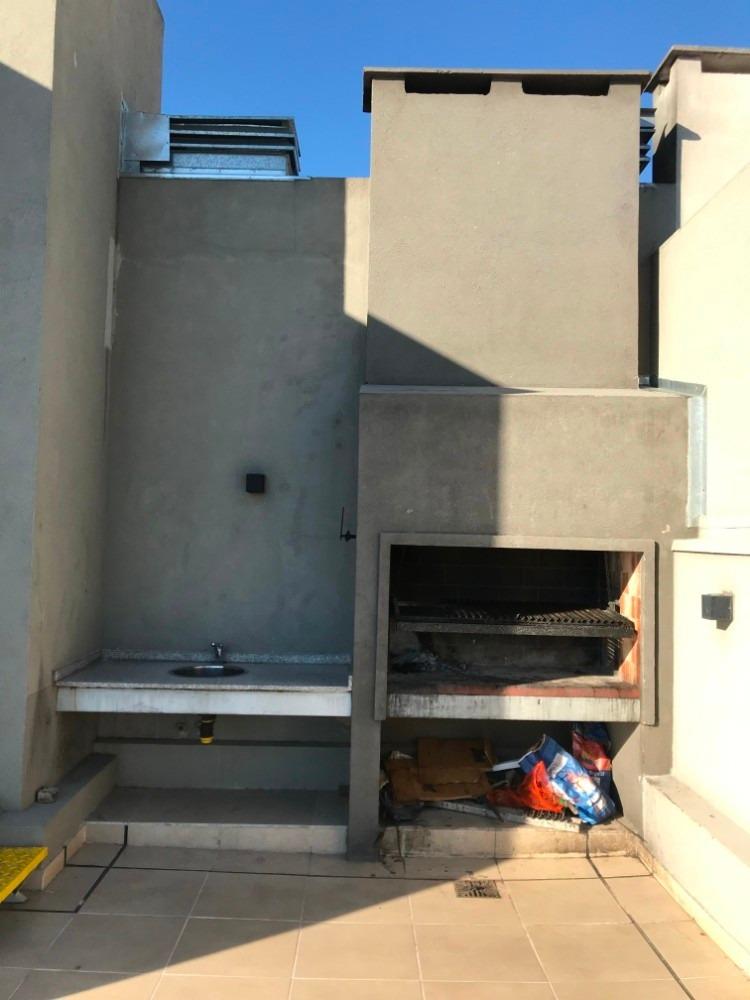 departamento alquiler luminoso + balcon + pileta + parrilla