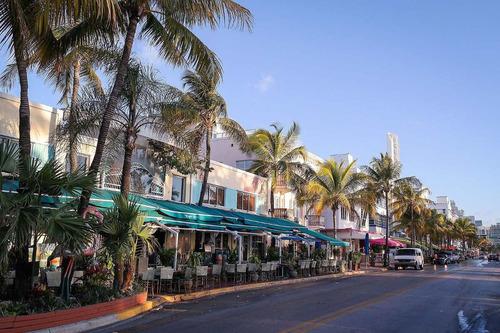 departamento alquiler miami s. beach 2 amb/ playa y cochera
