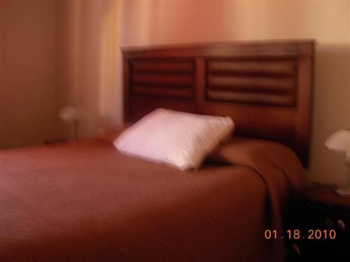 departamento amoblado 2 dormitorios y 2 baños. plan reñaca