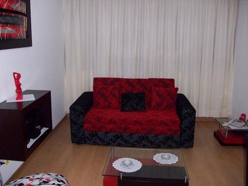 departamento amoblado con 1 dormitorio en san miguel