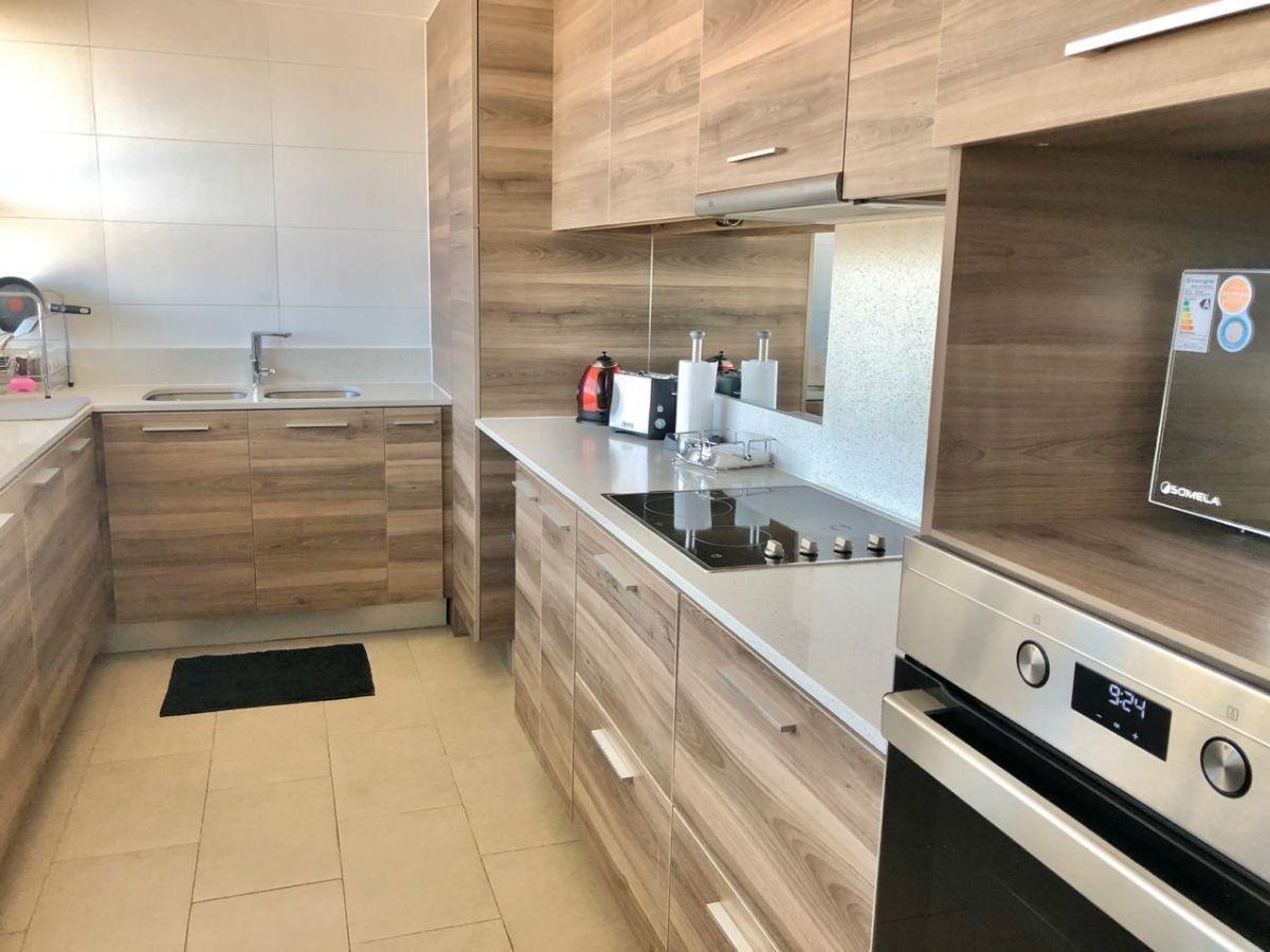 departamento amoblado de 127 m2, finas terminaciones, costa de montemar.