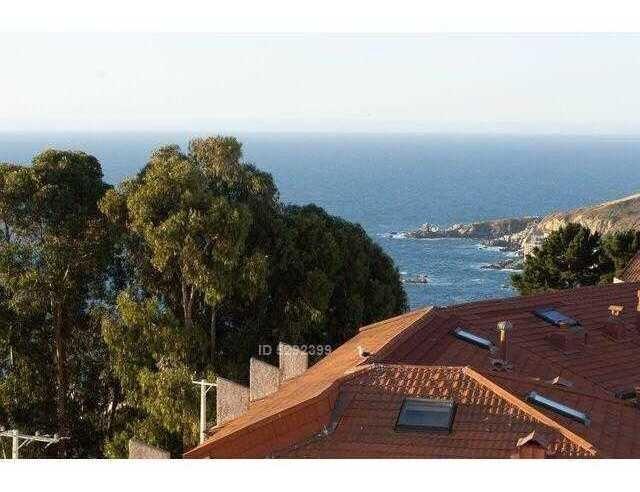 departamento amoblado de marzo a diciembre, con una espectacular vista al mar