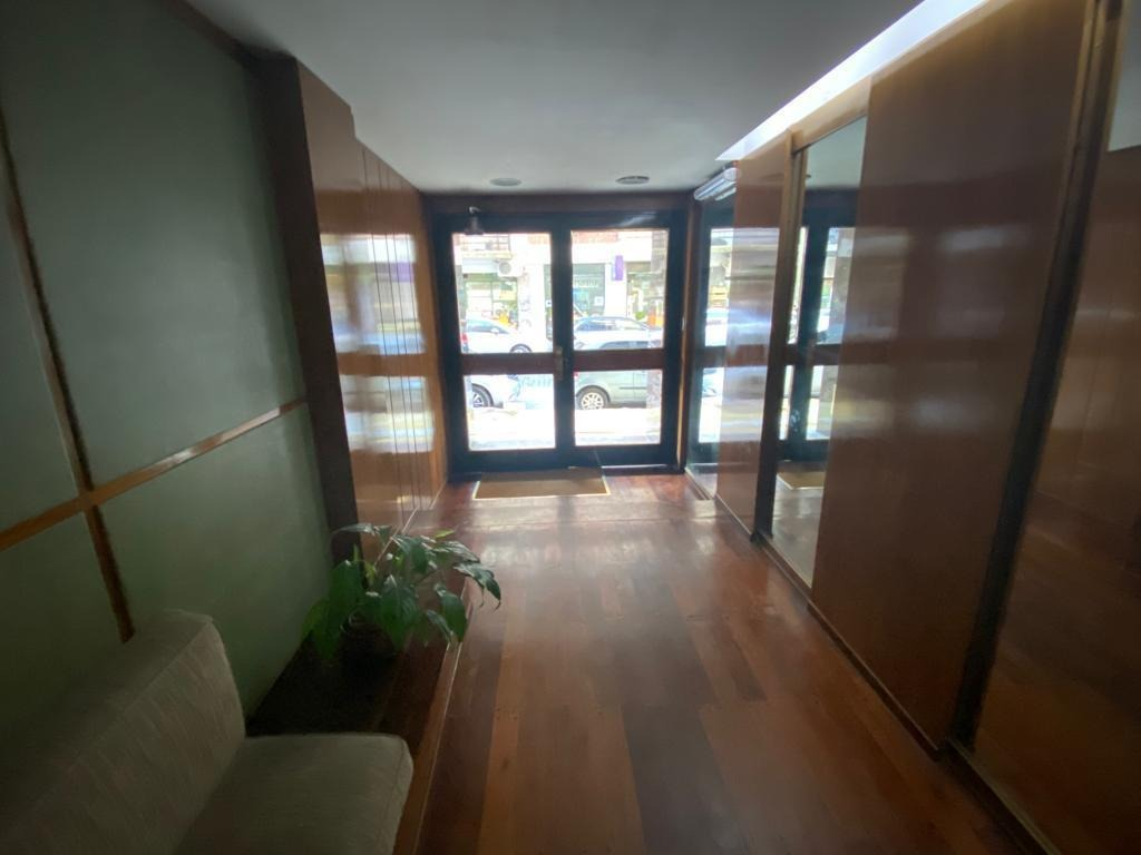 departamento amoblado en alquiler vicente lopez, olivos - 3 amb con patios