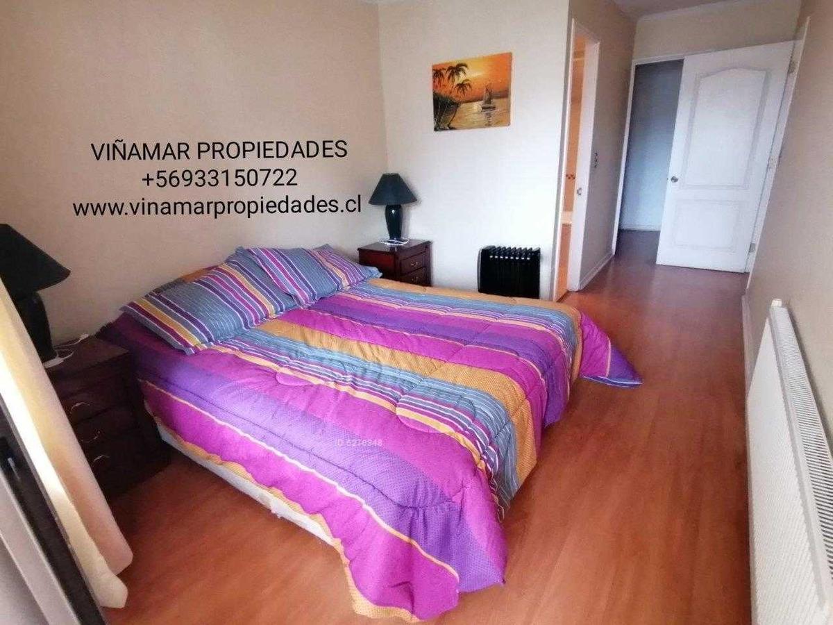 departamento amoblado pleno centro reñaca www.vinamarpropiedades.cl