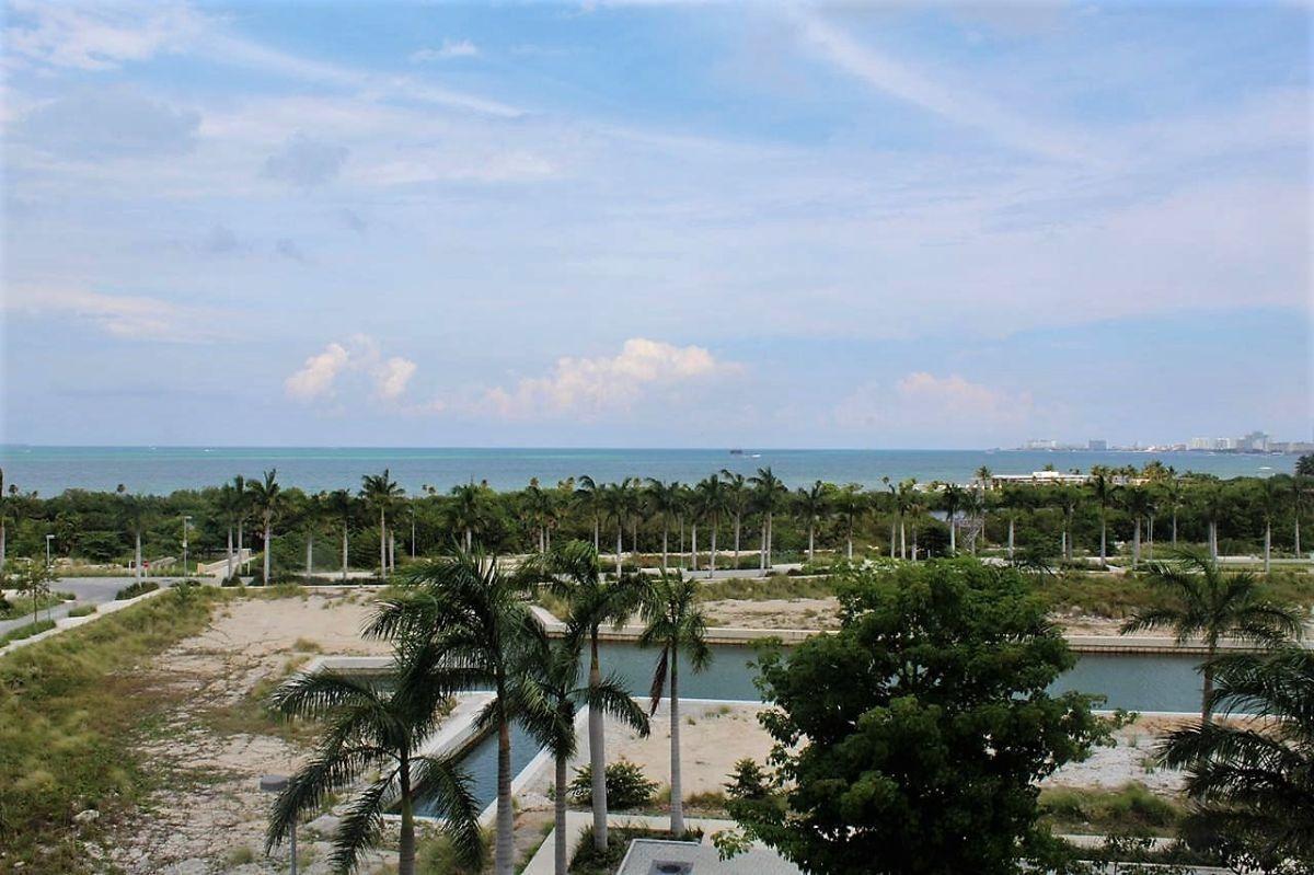 departamento amueblado en allure puerto cancun