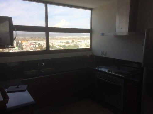 departamento amueblado en renta. city view.  rdr190110-ae