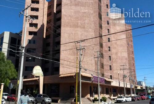 departamento amueblado en renta en plaza las torres