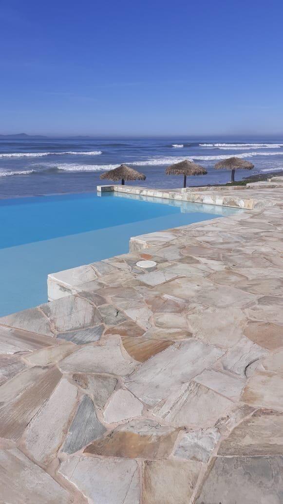 departamento amueblado en renta frente al mar en mar y sol tower - rosarito