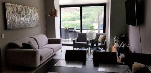 departamento amueblado en venta club sonoma residencial monterrey