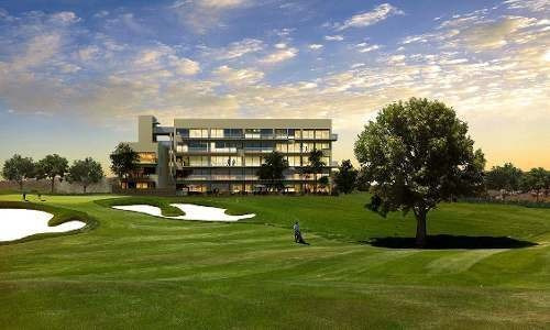 departamento amueblado golf zibata