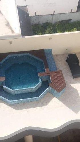 departamento amueblado renta torre riviera fracc. playas del conchal