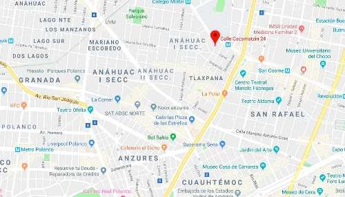 departamento anáhuac