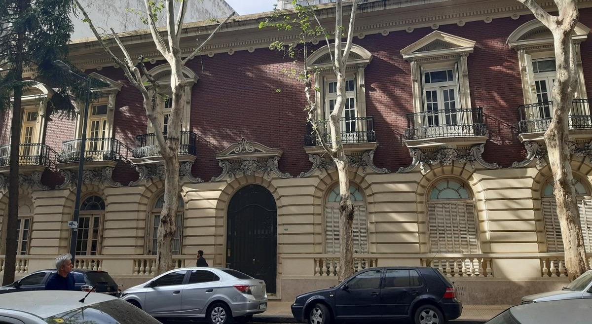 departamento antiguo en edificio protegido - palermo