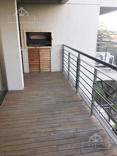 departamento -  arboris las lomas - 3 ambientes , vista jardin central, 3º piso, oportunidad