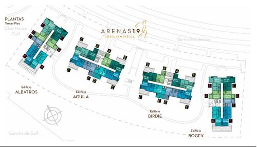 departamento arenas 19 costa esmeralda 3°c