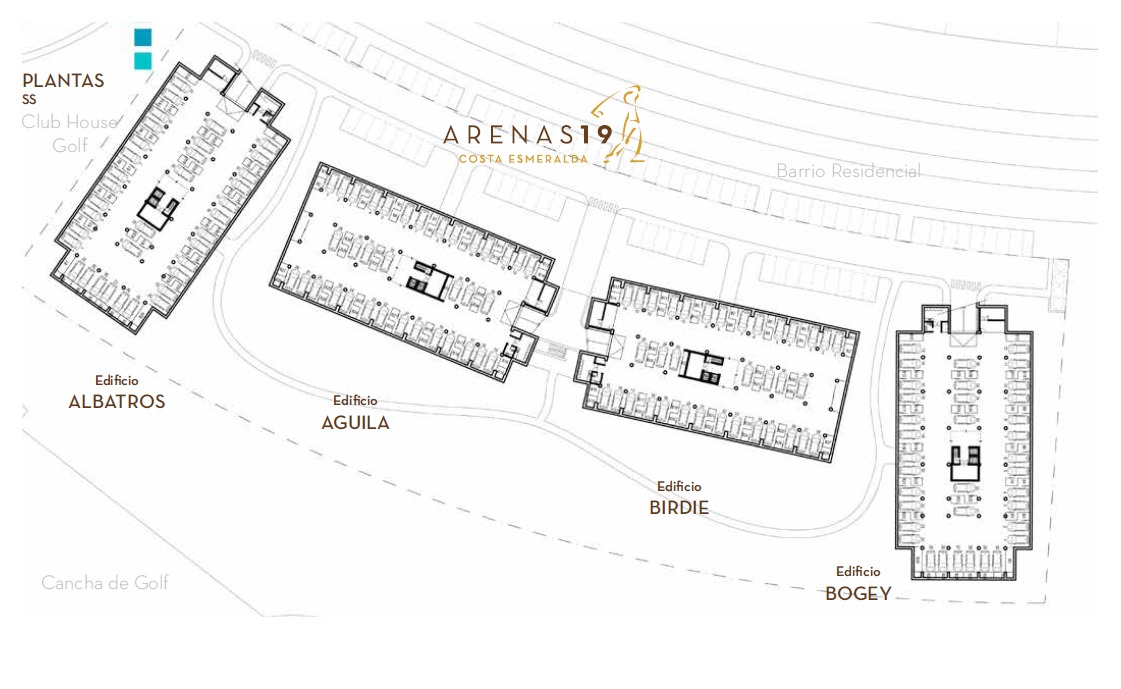 departamento arenas 19 costa esmeralda pb  d .