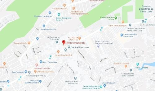 departamento avenida tamaulipas #257 santa lucia,  álvaro o.