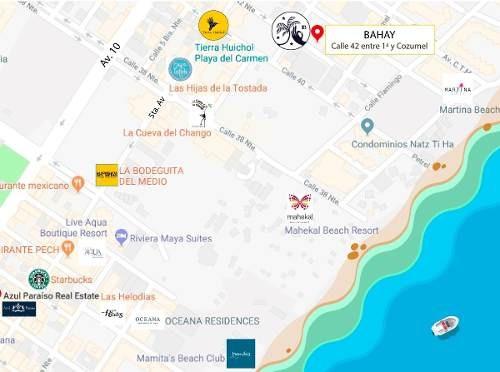 departamento bahay playa del carmen ubicado plusvalia precio