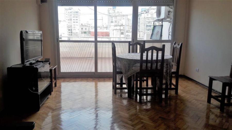 departamento - balvanera - cuatro ambientes con grande balcon terraza!