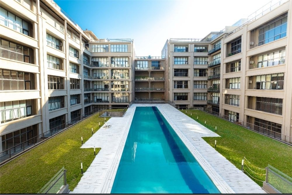 departamento+barracas+loft+terraza+cochera 85m.