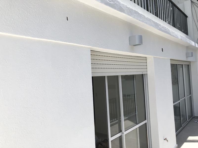 departamento - barrio norte con terraza propia !! 3 amb a estrenar con parrilla