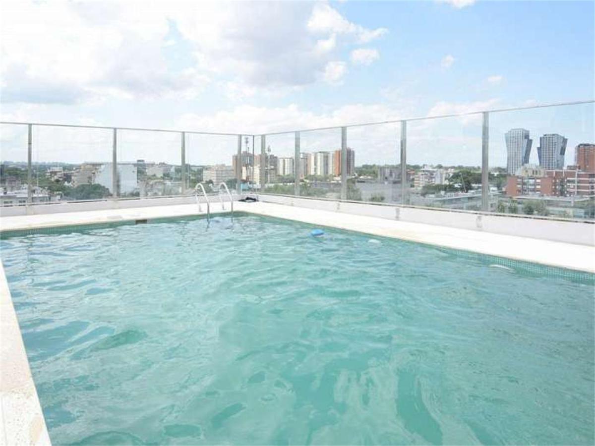 departamento - belgrano - 2 amb con amenities y cochera!