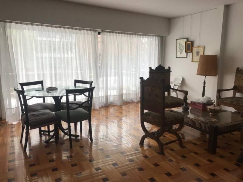 departamento - belgrano - cuatro ambientes impecable con cochera!