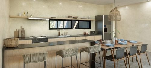 departamento boho lofts tulum  desarrollo exclusivo