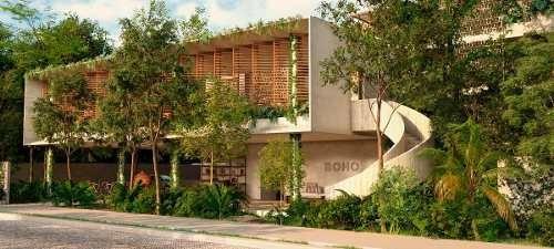 departamento boho residences tulum exclusiva ubicación lujo