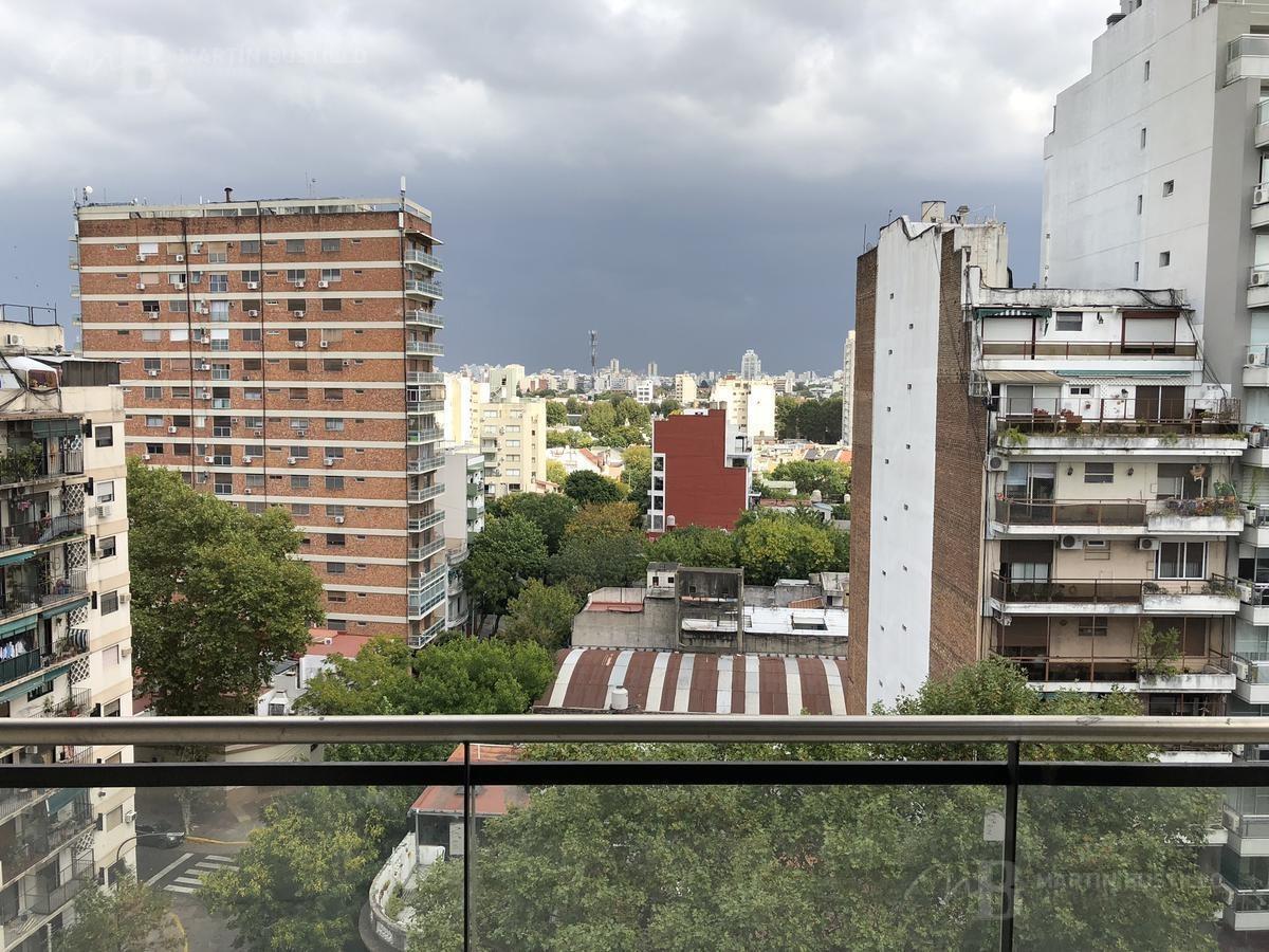 departamento - caballito norte - parque centenario