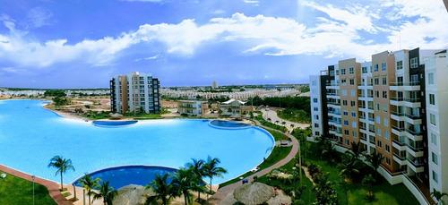 departamento cancun 2 o 3 recámaras - dream lagoons
