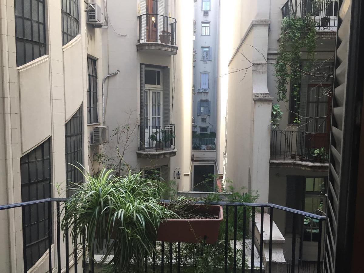 departamento - capital federal - plaza lavalle - 4 ambientes - venta