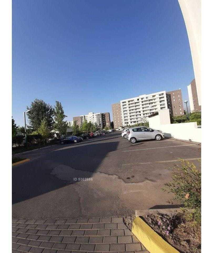 departamento casi nuevo impecable dos estacionamientos frente a colegio pedro de valdivia