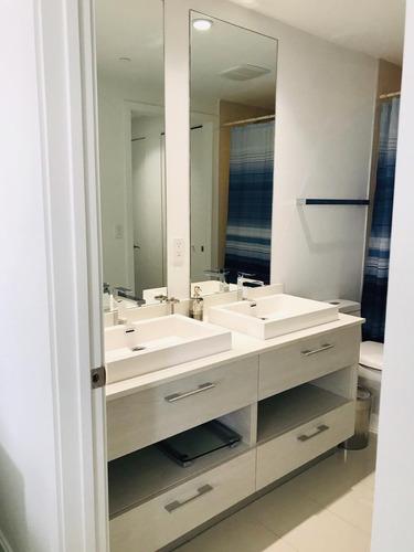 departamento centro de miami brickel 1 dormitorio 1 baño+