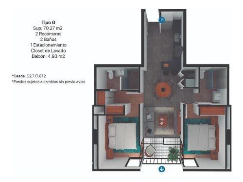 departamento - centro industrial tlalnepantla