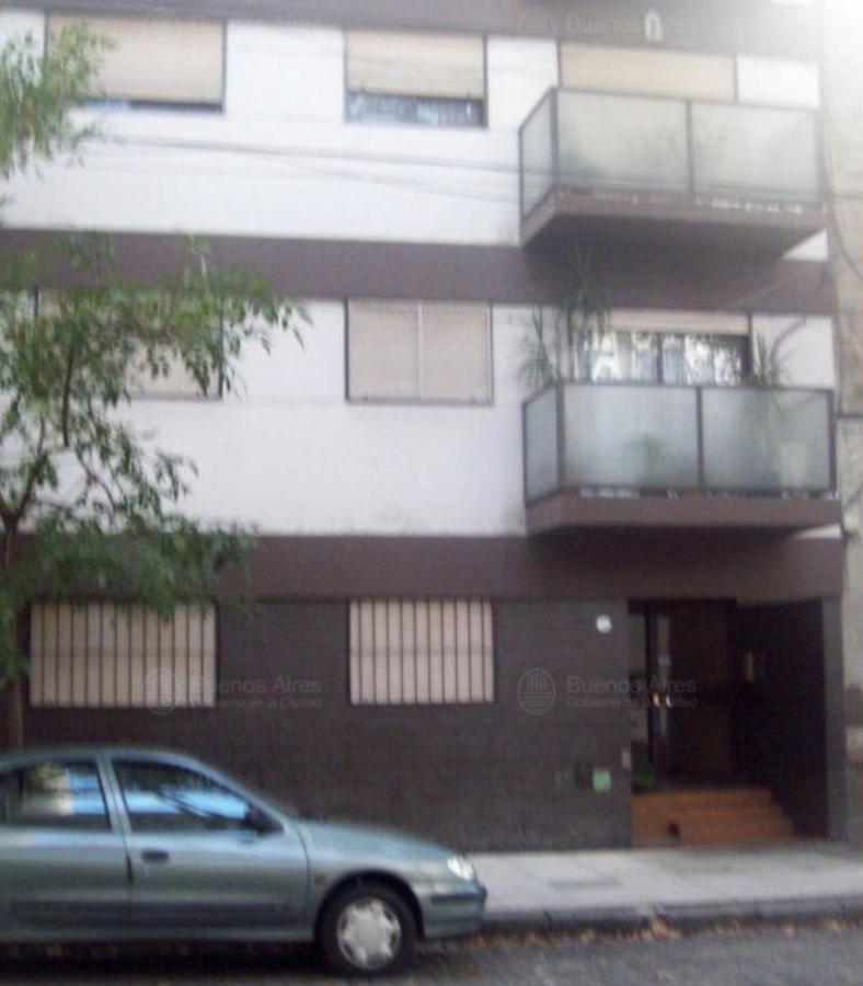 departamento - chacarita