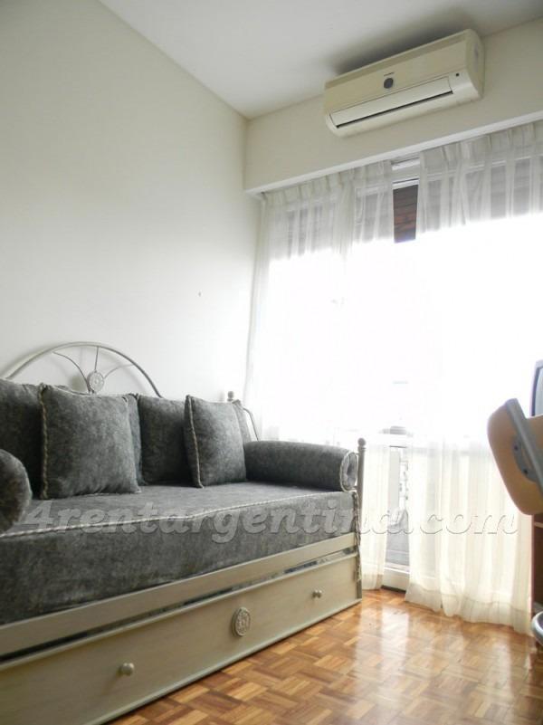 departamento con 1 dormitorio para 3 personas