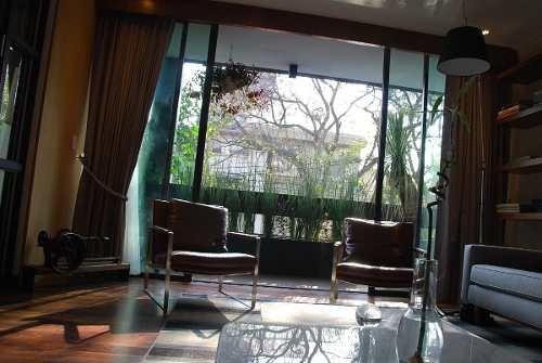 departamento con balcon en polanco