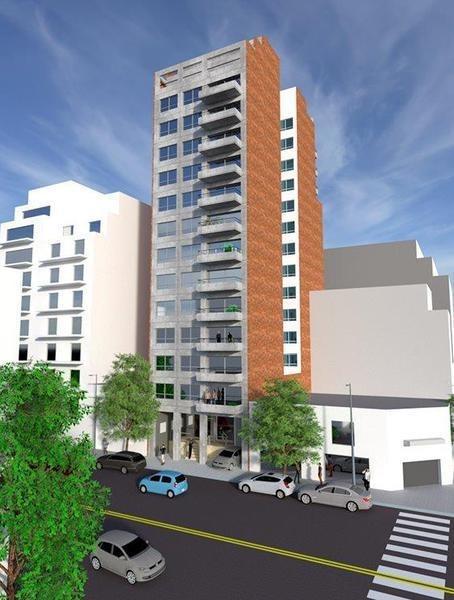 departamento con balcón y amenities - financiación en pesos - nuevo emprendimiento