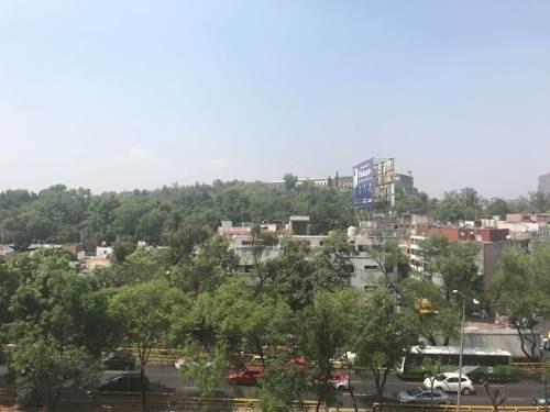 departamento con bella vista al bosque de chapultepec, circuito interior condesa