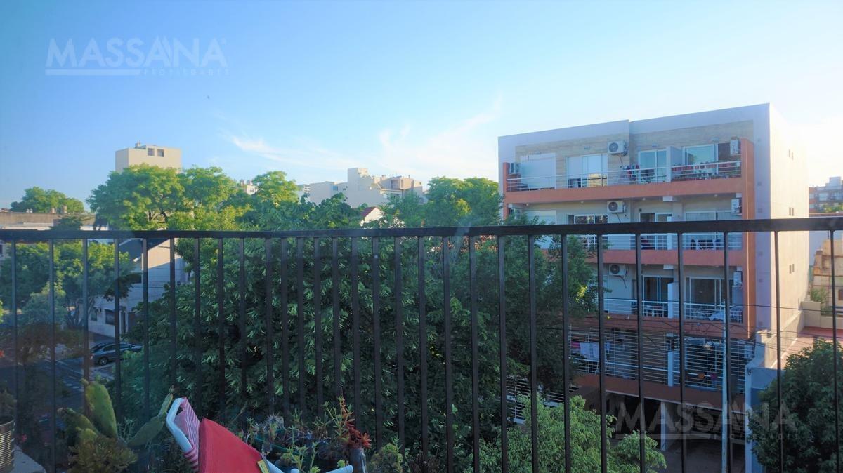 departamento con cochera y terraza - villa urquiza
