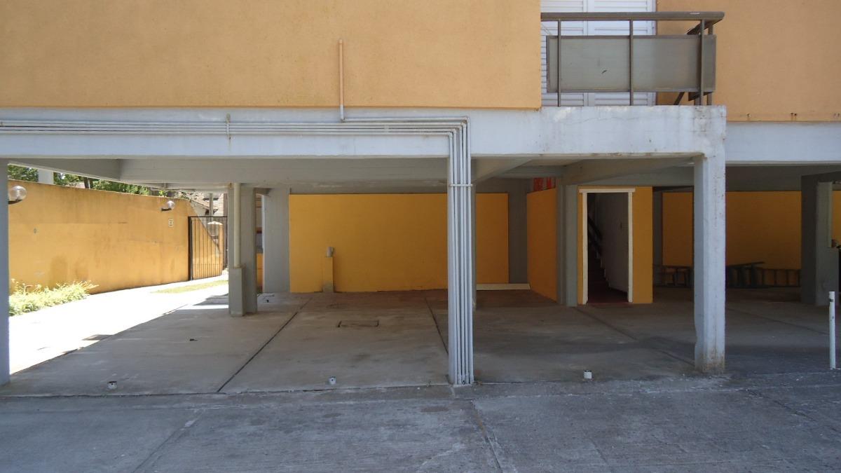 departamento con garage edif. conemar