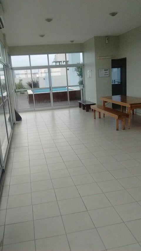 departamento con gimnasio, piscina y microcine - la plata