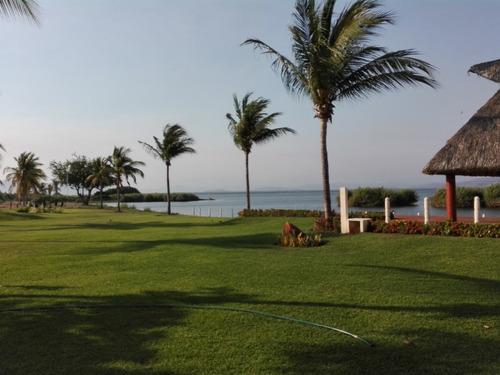 departamento con hermosas vistas, laguna y roof garden