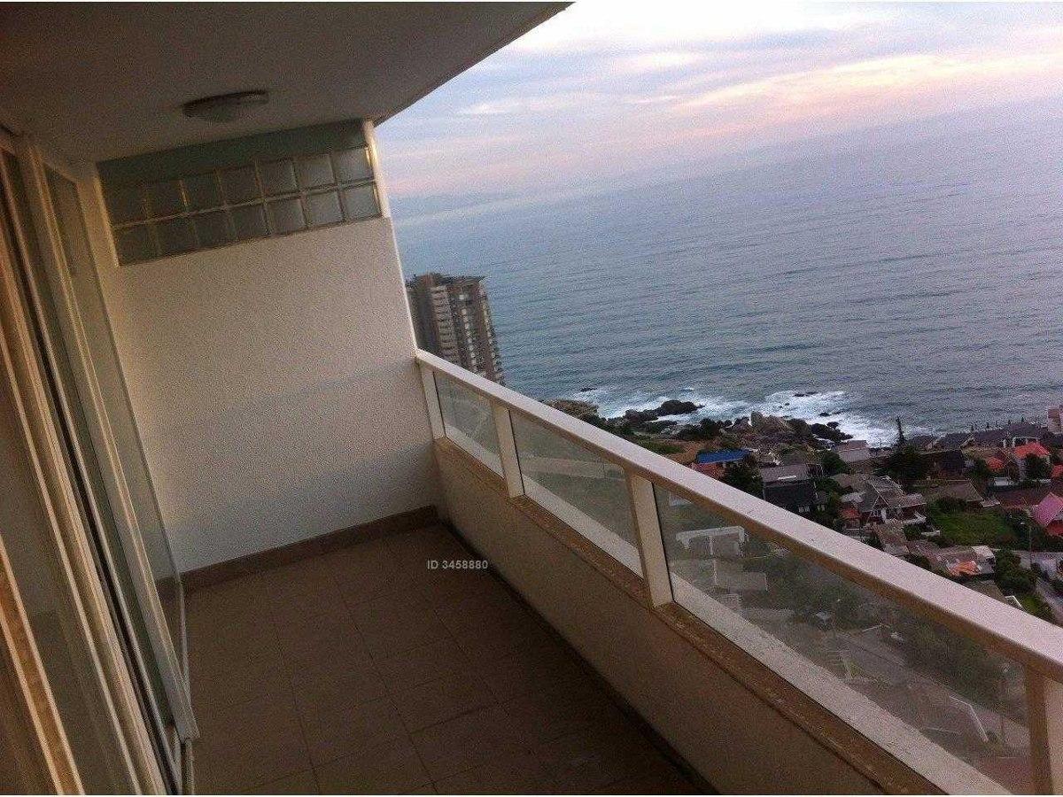 departamento con linda vista al mar.
