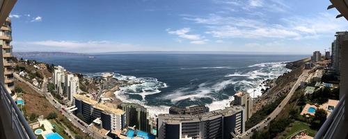 departamento con maravillosa vista al mar