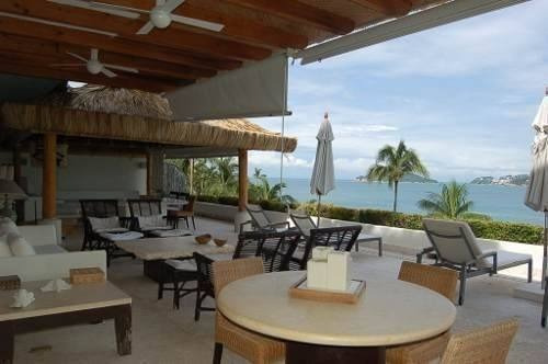 departamento con playa en guitarrón acapulco 1062