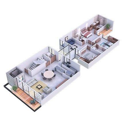 departamento con roof garden en venta