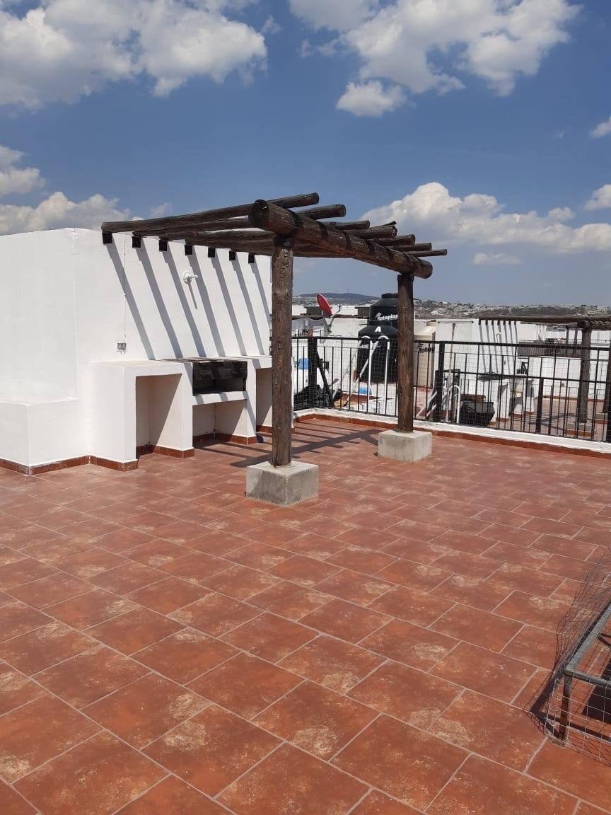 departamento con roof garden propio